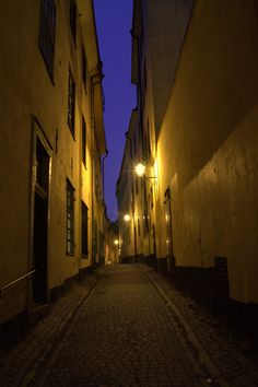 From Gamla Stan Stockholm