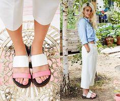 Sandalen in Premiumleder für eine minimalistische Silhouette, Clarks Zena Mae, 99,95 Euro: http://www.clarks.de/p/26108582