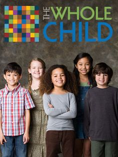 Tenets of the whole child: healthy, safe, engaged, supported, challenged, sustainable.  Excellent resources on how to support the whole child in education!