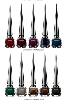 Christian Louboutin - the noirs collection :)