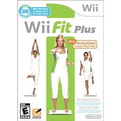 Wii Fit Plus (Nintendo Wii)