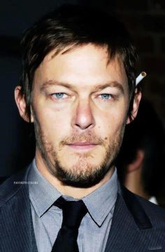 I make no apologies whatsoever for my love of Norman.  ;)
