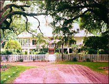 Magnolia Mound Plantation - Jefferson, Louisiana....