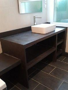 lavabo bagno in cemento cerca con google - Salle De Bain Beton Cellulaire