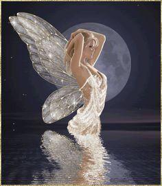Brown Fairy Magic photo by angellovernumberone Fairy Dust, Fairy Land, Fairy Tales, Magic Fairy, Hades Gif, Fantasy World, Fantasy Art, Elfen Fantasy, Fairy Pictures