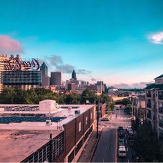Rise and Shine Atlanta