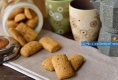 Biscotti inzupposi alla cannella