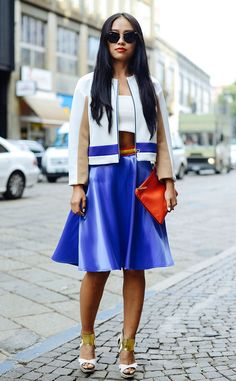 Niky Wu from Street Style: Milan Fashion Week Spring 2015