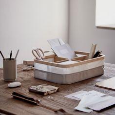 RABBLA Box with compartments - IKEA
