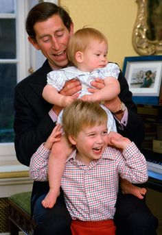 Prince Charles raised Prince William and Prince Harry after Diana, Princess of Wales died in He was apparently a remote but loving father who supported his sons after the death of their mother. Prince Charles, Prince William And Harry, Charles And Diana, Prince Andrew, Prince Edward, Charles David, Lady Diana, Prince Georges, Royal Family Portrait
