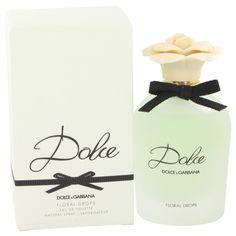 Dolce Floral Drops By Dolce & Gabbana Eau De Toilette Spray 2.5 Oz