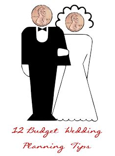 Penny Goddess: Budget Wedding Planning: 12 Tips to Begin Your Planning