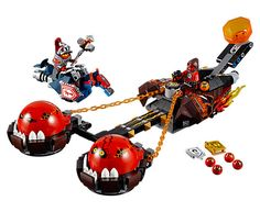 Beast Master's Chaos Chariot - 70314 | NEXO KNIGHTS™ | LEGO Shop