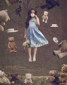 Teddy Bear Tea Time