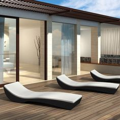 Natadola Lounge Chair by Zuo Outdoors