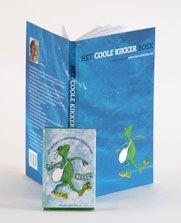 De Coole Kikker - boek voor kinderen + kwartetspel