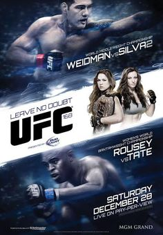 ufc july 4th card