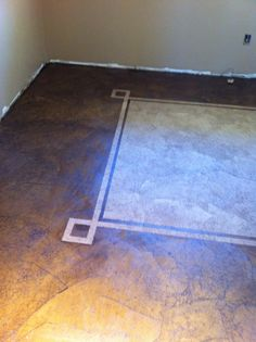 DIY Paper Bag And Polyurethane Flooring