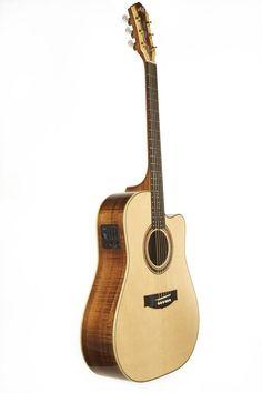 Maton Guitars Bill May Custom Shop