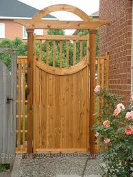 wooden gates - Google Search