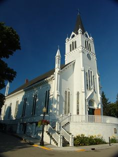 St Annes Catholic Church, Mackinac Island