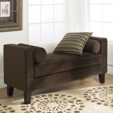 Modern Upholstered Benches - Contemporary Bedroom Benches
