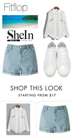 """Untitled #51"" by windwind-1 ❤ liked on Polyvore featuring Miss Selfridge and Yves Saint Laurent"