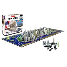 We LOVE this 4D Cityscape Puzzle!