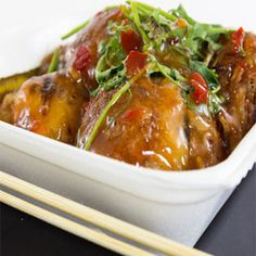 """Fried Oysters w/Oyster Sauce Butter Glaze Delicately fried oysters tossed in an oyster sauce butter glaze - the perfect appetizer for oyster lovers! This one will """"Broke Da Mouth""""."""