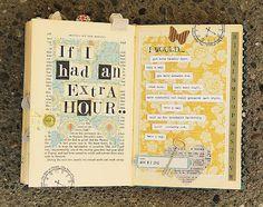 Art Journal Inspiration Smash Book Mini Albums Ideas For 2019 Art Journal Pages, Journal Prompts, Art Journals, Journal Cards, Kunstjournal Inspiration, Art Journal Inspiration, Smash Book Inspiration, Journal Ideas, Art Doodle