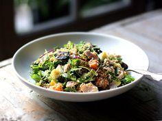 Tuna Quinoise Salad {recipe} – Two Ruts Don't Make a Right — The Delicious Life