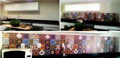 SOADESIVOS - Mosaico de azulejos