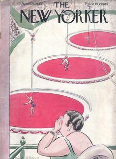 The New Yorker April 22 1933 - EphemeraForever.com