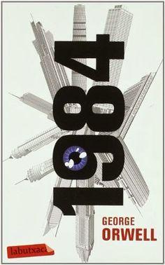 Las mejores portadas de 1984 de George Orwell George Orwell, Winston Smith, Dystopian Society, Freedom Of The Press, Typography Art, Kids Prints, Cover Art, Books, Project Ideas