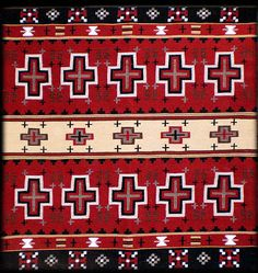Navajo Rug Weaving by Gloria Begay
