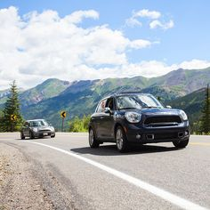 City nimble. Country rugged. The #MINI #Countryman is up for any adventure.
