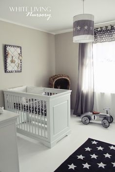 White living: Nursery