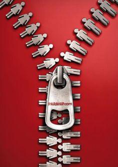200 pubblicità creative e di Guerrilla Marketing