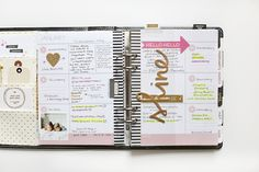 stephanie makes: For the Love of Planners