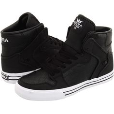 198cf8496f15 Supra Vaider (64 CAD) ❤ liked on Polyvore featuring men s fashion