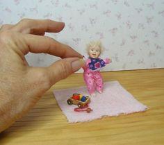tiny baby girl on Ebay now