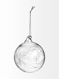 Decor Stockmann glass decorative ball for Xmas tree