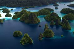 Raja Ampat. the heaven that truly exist