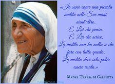 Tutto Per Tutti: MADRE TERESA DI CALCUTTA (Skopje, 26 agosto 1910 – 05 settembre 1997) Piccoli pensieri della notte...per riflettere, per meditare, per pensare.... #aforismi