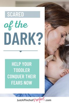 Why I don tell my whiny toddler something is not scary, and what I say instead to give what my toddler needs.