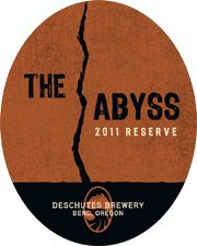 A deep, dark Imperial Stout, The Abyss has almost immeasurable depth and complexity. Hints of molasses, licorice and other alluring flavors make it something not just to quaff, but contemplate.