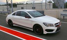 2015 Mercedes-Benz CLA-Class sport
