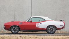 1971 Plymouth Cuda 383/300 HP, Factory Air