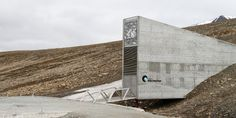 Svalbard-reserve-grains - blog Bar a Voyages #Svalbard #spitzberg #norvege #ice #banquise #arctique #arctic #seed #gaine #vault #reserve #norway