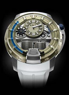 5351176febb The Spirit of St. Barths on Your Wrist  The HYT H1 Sand Barth Timepiece
